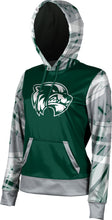 Load image into Gallery viewer, Utah Valley University: Women's Pullover Hoodie - Criss Cross