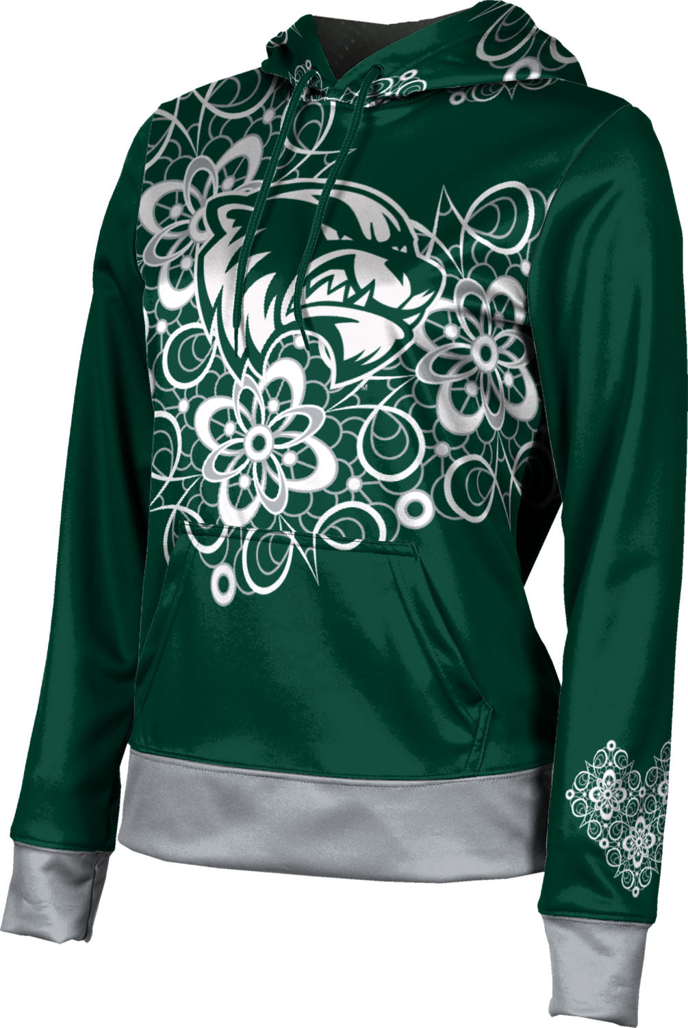 Utah Valley University: Girls' Pullover Hoodie - Foxy