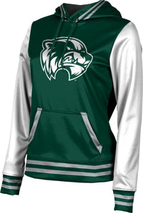 Utah Valley University: Women's Pullover Hoodie - Letterman