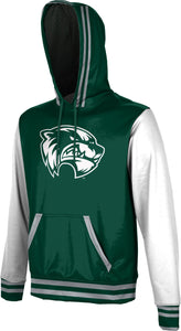 Utah Valley University: Men's Pullover Hoodie - Letterman