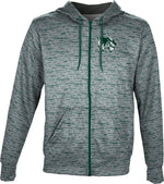 Utah Valley University: Boys' Full Zip Hoodie - Brushed