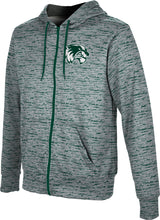 Load image into Gallery viewer, Utah Valley University: Boys' Full Zip Hoodie - Brushed