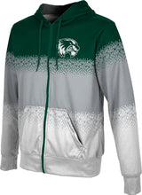 Load image into Gallery viewer, Utah Valley University: Boys' Full Zip Hoodie - Drip