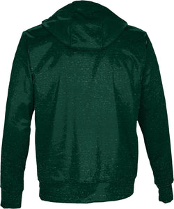 Utah Valley University: Men's Full Zip Hoodie - Heather