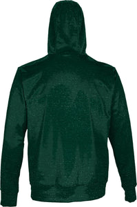 Utah Valley University: Boys' Full Zip Hoodie - Heather
