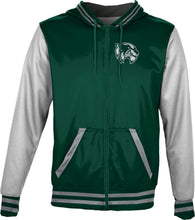 Load image into Gallery viewer, Utah Valley University: Boys' Full Zip Hoodie - Letterman