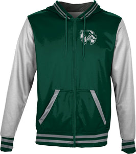 Utah Valley University: Boys' Full Zip Hoodie - Letterman