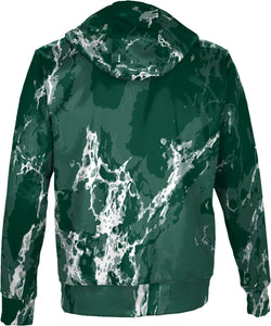 Utah Valley University: Boys' Full Zip Hoodie - Marble