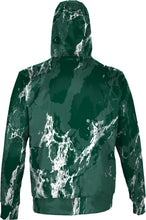 Load image into Gallery viewer, Utah Valley University: Men's Full Zip Hoodie - Marble