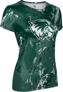 Utah Valley University: Girls' T-shirt - Marble