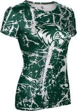 Load image into Gallery viewer, Utah Valley University: Girls' T-shirt - Distressed