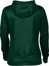 Load image into Gallery viewer, Utah Valley University: Girls' Full Zip Hoodie - Heather