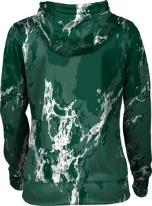 Utah Valley University: Girls' Full Zip Hoodie - Marble