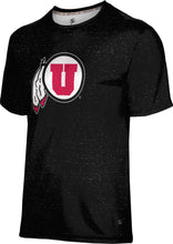 Load image into Gallery viewer, University of Utah Men's T-shirt - Heathered