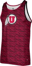 Load image into Gallery viewer, University of Utah Men's Performance Tank - Brushed