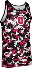 Load image into Gallery viewer, University of Utah Men's Performance Tank - Camo