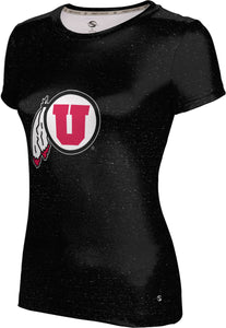 University of Utah: Women's T-shirt - Heather