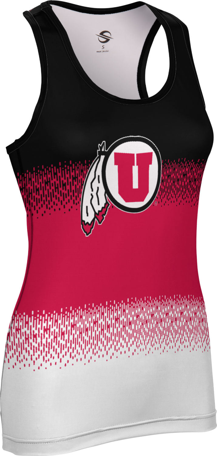 University of Utah: Women's Performance Tank - Drip