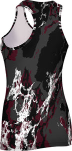 University of Utah: Women's Performance Tank - Marble