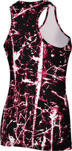 University of Utah: Women's Performance Tank - Distressed