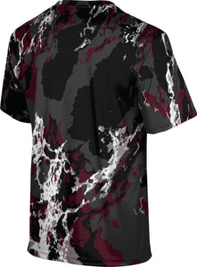 University of Utah: Boys' T-shirt - Marble