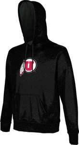 University of Utah: Boys' Pullover Hoodie - Heather