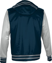 Load image into Gallery viewer, Utah State University: Men's Full Zip Hoodie - Letterman