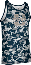 Load image into Gallery viewer, Utah State University: Men's Performance Tank - Camo