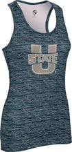 Load image into Gallery viewer, Utah State University: Women's Performance Tank - Brushed