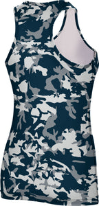 Utah State University: Women's Performance Tank - Camo