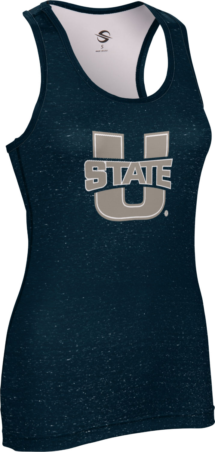 Utah State University: Women's Performance Tank - Heather