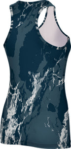 Utah State University: Women's Performance Tank - Marble