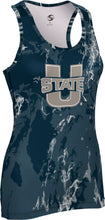 Load image into Gallery viewer, Utah State University: Women's Performance Tank - Marble
