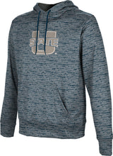 Load image into Gallery viewer, Utah State University: Boys' Pullover Hoodie - Brushed