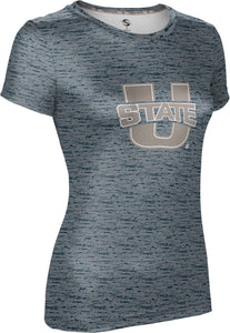 Utah State University: Girls' T-shirt - Brushed