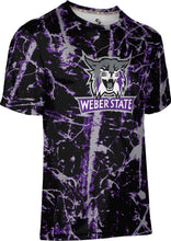 Load image into Gallery viewer, Weber State University: Men's T-shirt - Distressed