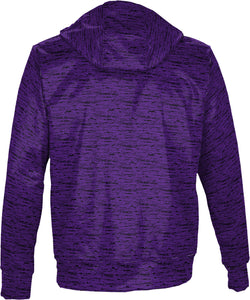 Weber State University: Men's Pullover Hoodie - Brushed
