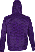 Load image into Gallery viewer, Weber State University: Men's Full Zip Hoodie - Brushed