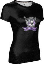 Load image into Gallery viewer, Weber State University: Women's T-shirt - Heather