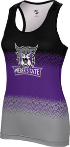 Weber State University: Women's Performance Tank - Drip