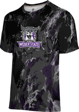 Load image into Gallery viewer, Weber State University: Boys' T-shirt - Marble
