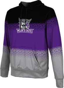 Weber State University: Boys' Pullover Hoodie - Drip