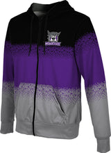 Load image into Gallery viewer, Weber State University: Boys' Full Zip Hoodie - Drip