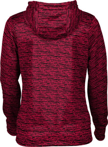 University of Utah: Women's Pullover Hoodie - Brushed