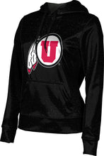 Load image into Gallery viewer, University of Utah: Women's Pullover Hoodie - Heather