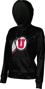 University of Utah: Women's Pullover Hoodie - Heather