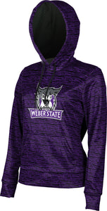 Weber State University: Women's Pullover Hoodie - Brushed