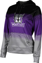 Load image into Gallery viewer, Weber State University: Women's Pullover Hoodie - Drip