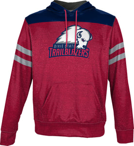 Dixie State University: Boys' Pullover Hoodie - Game Time