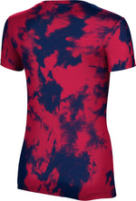 Dixie State University: Women's T-shirt - Grunge